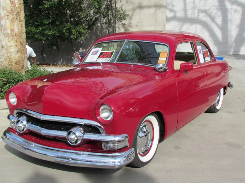Ford 1949 - 50 - 51 (shoebox) custom & mild custom galerie - Page 4 69605210