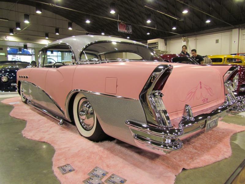 Buick 1955 - 57 custom & mild custom 69642413