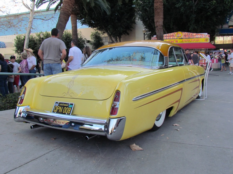 Mercury 1952 - 54 custom & mild custom 69669513