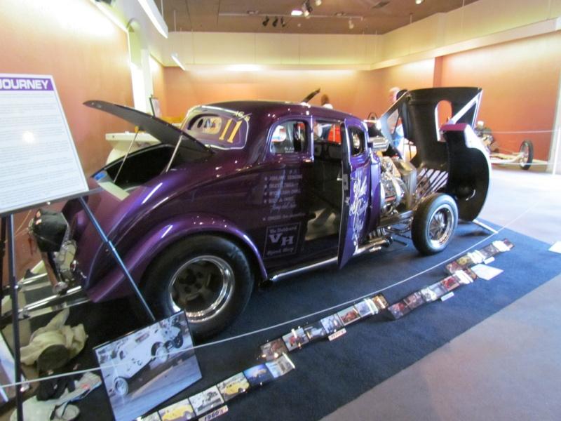 1933 - 1936 Willys gasser 69693312