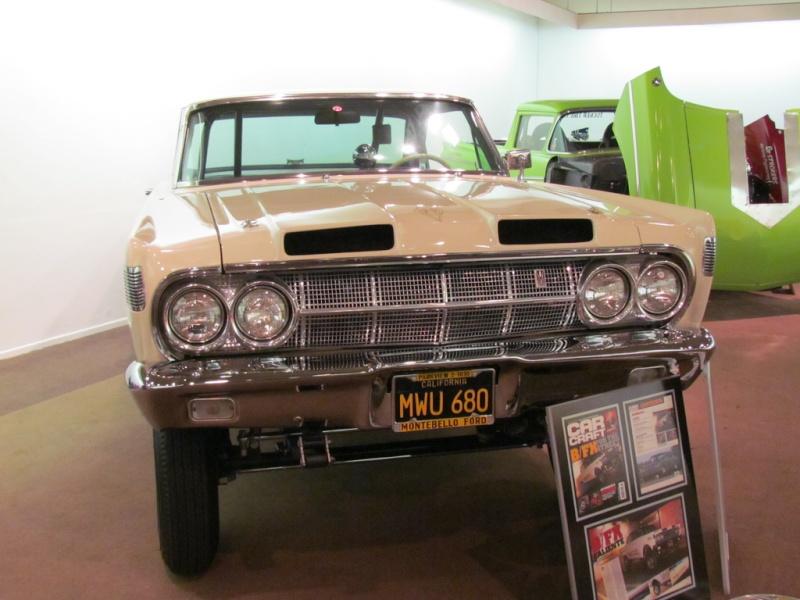 1960's Ford & Mercury gasser 69693710