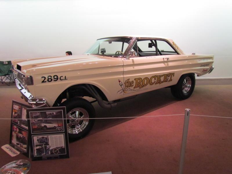 1960's Ford & Mercury gasser 69693711