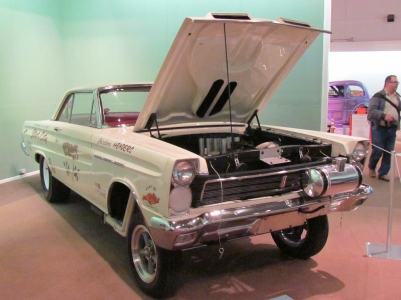 1960's Ford & Mercury gasser 69697610