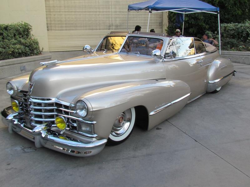 Cadillac 1941 - 47 custom & mild custom 69759210
