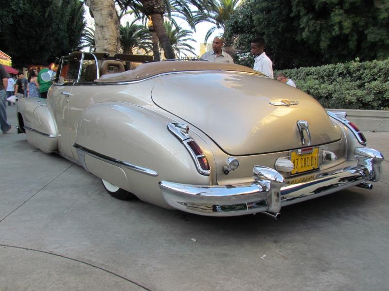 Cadillac 1941 - 47 custom & mild custom 69759310
