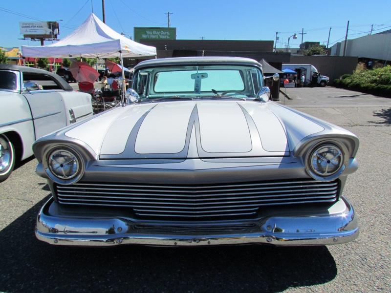 Ford 1957 & 1958 custom & mild custom  77246510