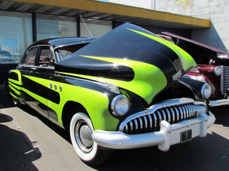 Buick 1943 - 49 custom & mild custom 77248110
