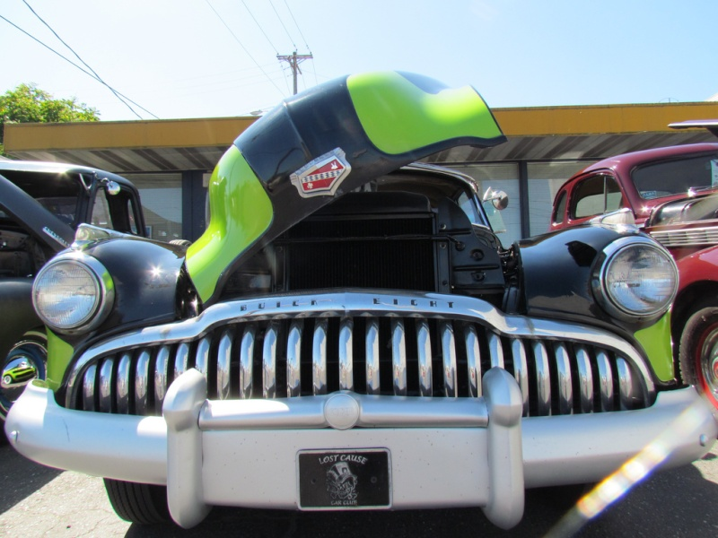 Buick 1943 - 49 custom & mild custom 77248112