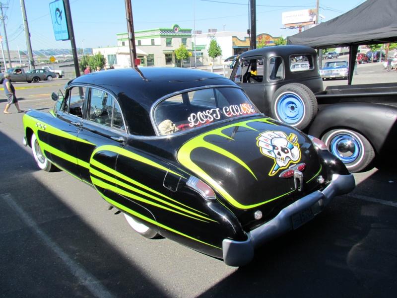 Buick 1943 - 49 custom & mild custom 77248310