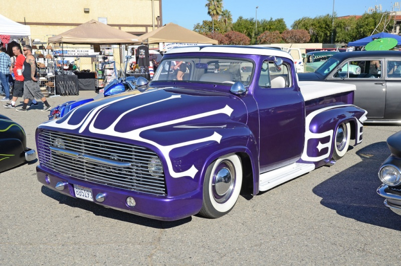 Ford Pick Up 1953 - 1956 custom & mild custom - Page 2 82404610