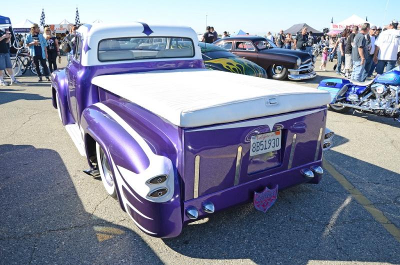 Ford Pick Up 1953 - 1956 custom & mild custom - Page 2 82404611