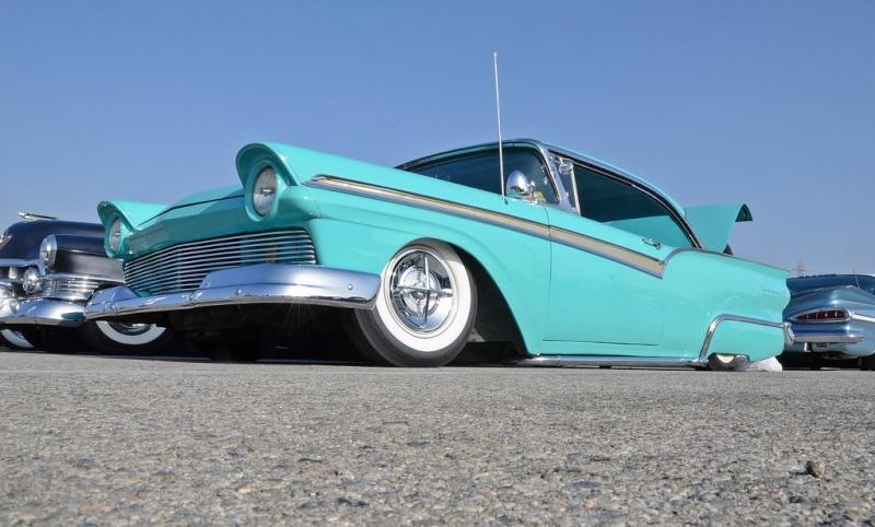 Ford 1957 & 1958 custom & mild custom  82569810