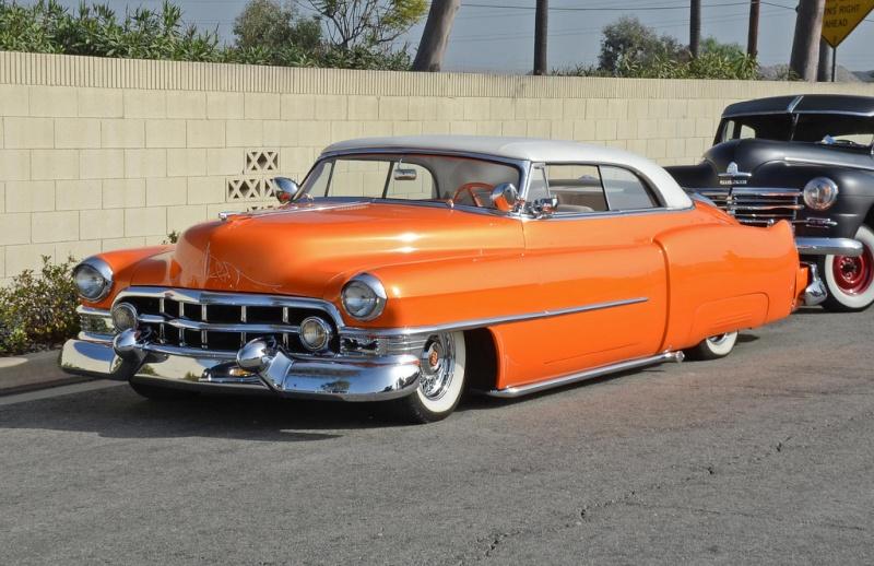 Cadillac 1948 - 1953 custom & mild custom 82964610