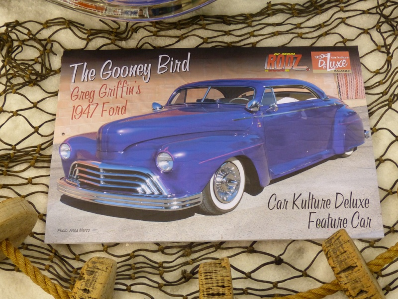 Ford & Mercury 1941 - 1948 customs & mild custom 84282011