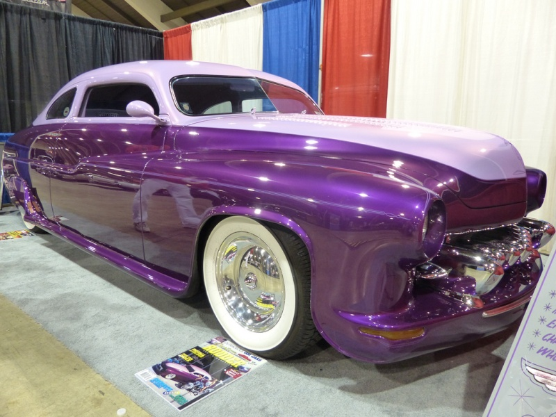 1950 Mercury coupe - Pearl Rose - Doyle Gammell 84300711