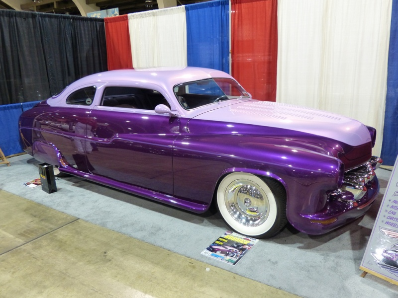 1950 Mercury coupe - Pearl Rose - Doyle Gammell 84300714