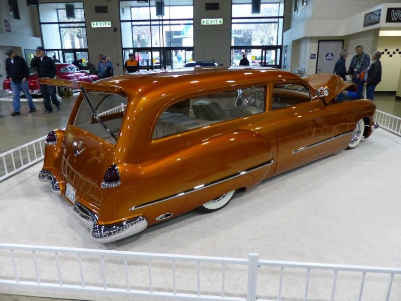 Cadillac 1948 - 1953 custom & mild custom 84303610