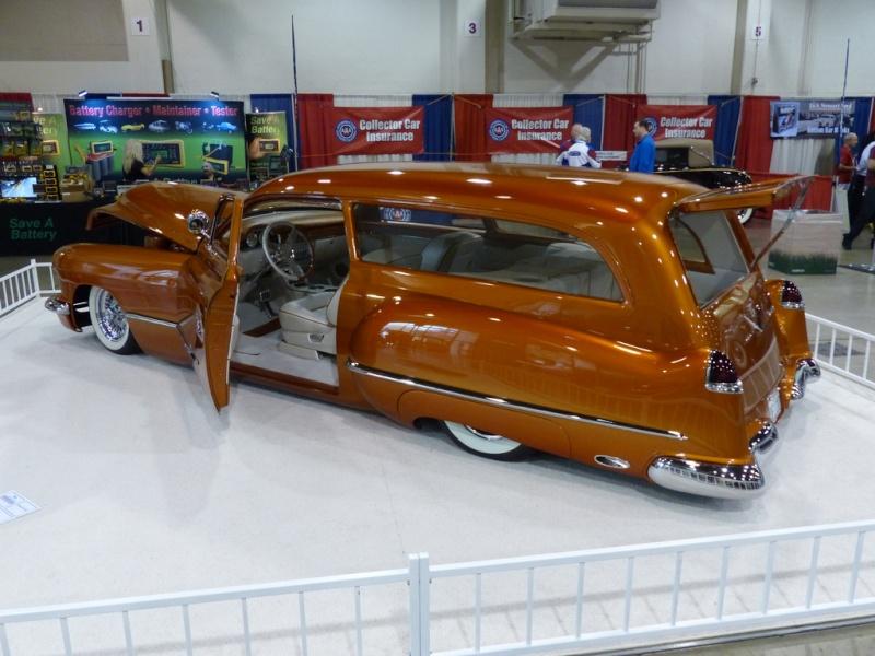 Cadillac 1948 - 1953 custom & mild custom 84303611