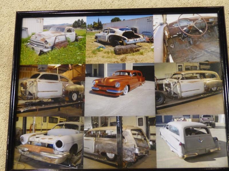 Cadillac 1948 - 1953 custom & mild custom 84314414