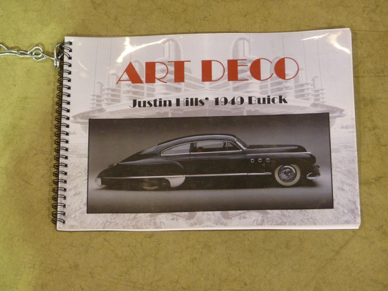 Buick 1943 - 49 custom & mild custom 84361012