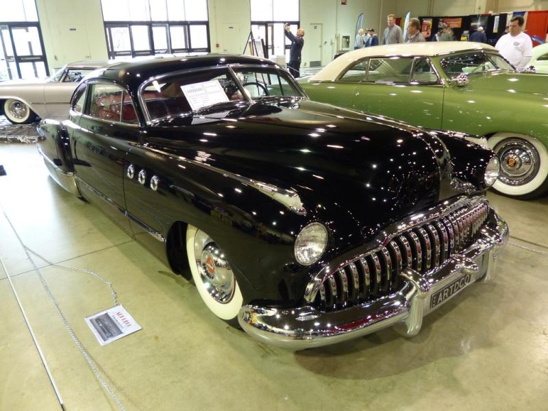 1949 Buick - Art Deco   84371811