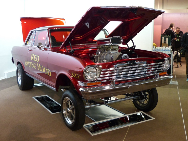 1960's GM gasser 84378610