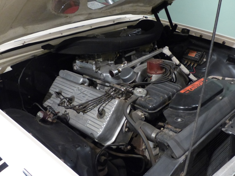1950's Ford Gasser  84387110