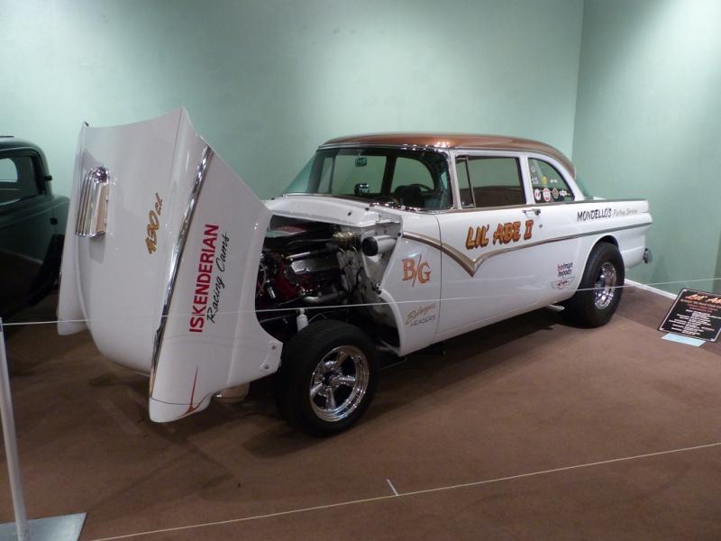 1950's Ford Gasser  84398011