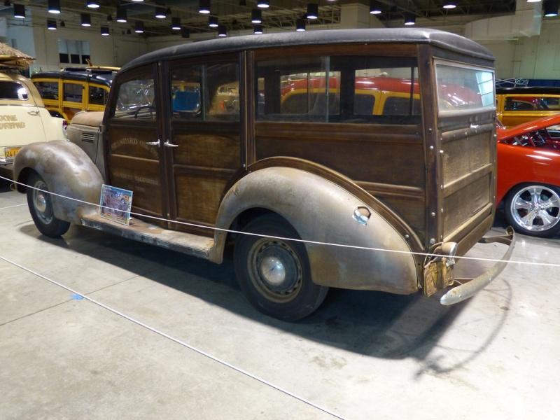 Woody & Surf wagon 84402013