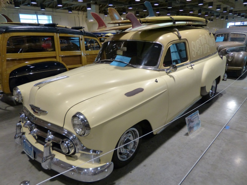 Woody & Surf wagon 84402210