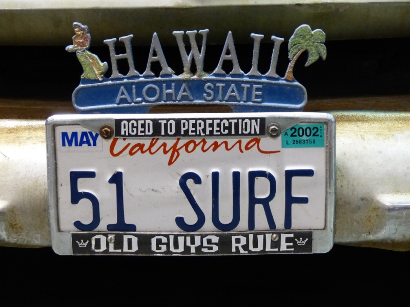 Woody & Surf wagon 84426411