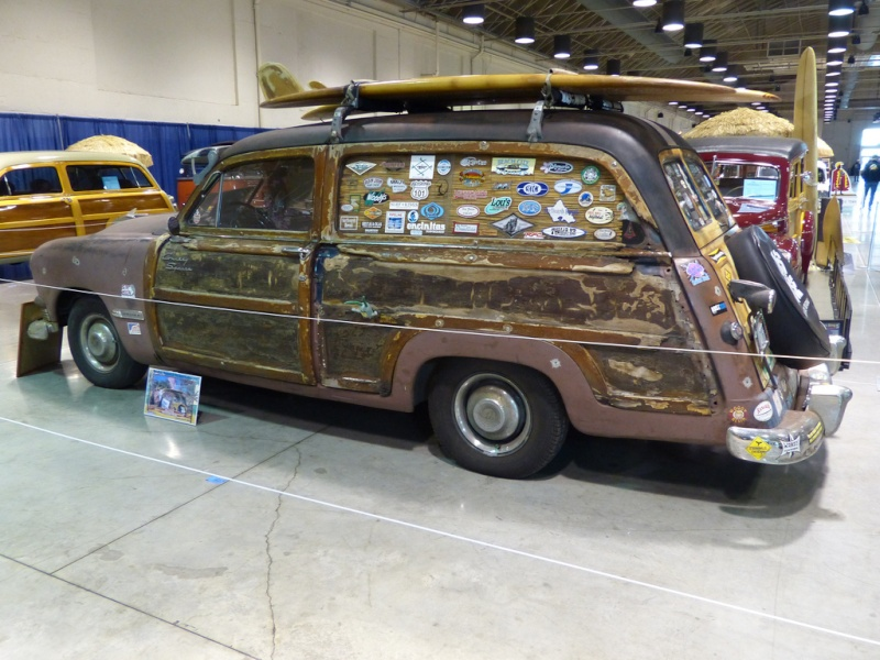 Woody & Surf wagon 84426510