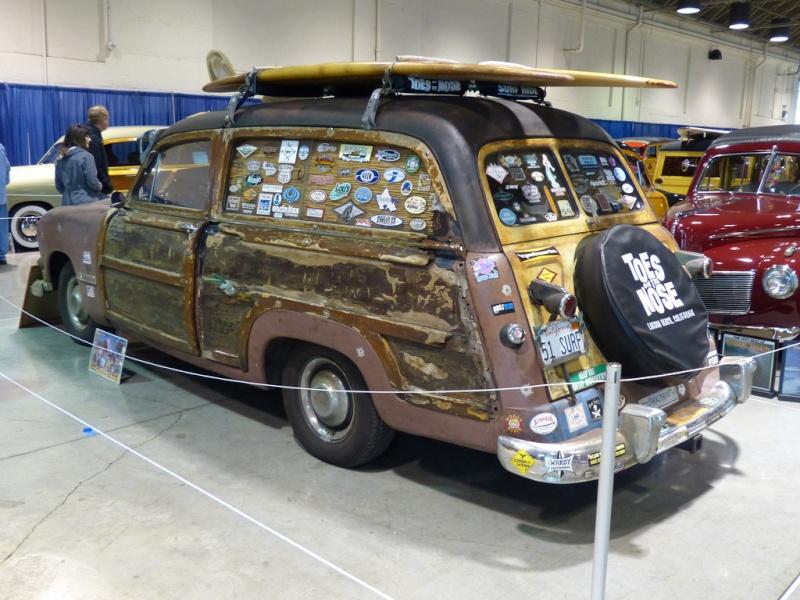 Woody & Surf wagon 84426512