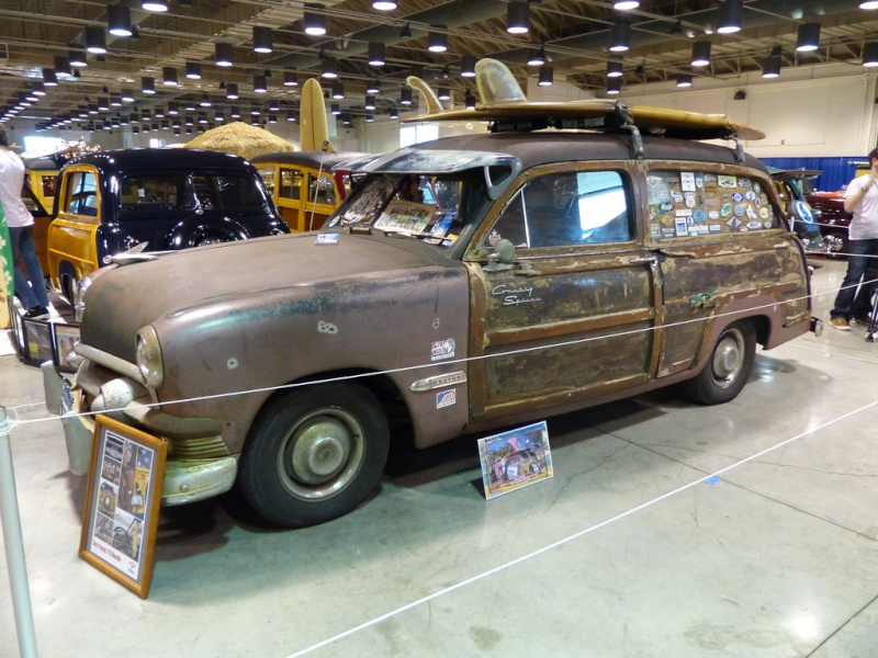 Woody & Surf wagon 84437311