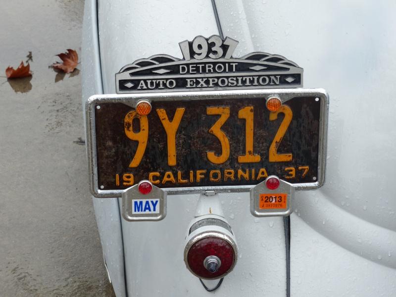 Ford 1935 - 38 custom & mild custom 84498110