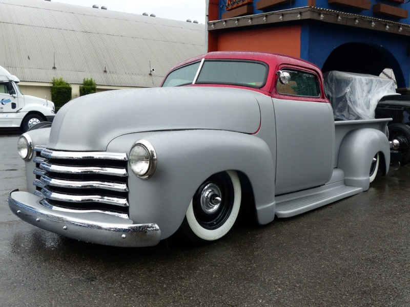 Chevy Pick up 1947 - 1954 custom & mild custom - Page 2 84498410