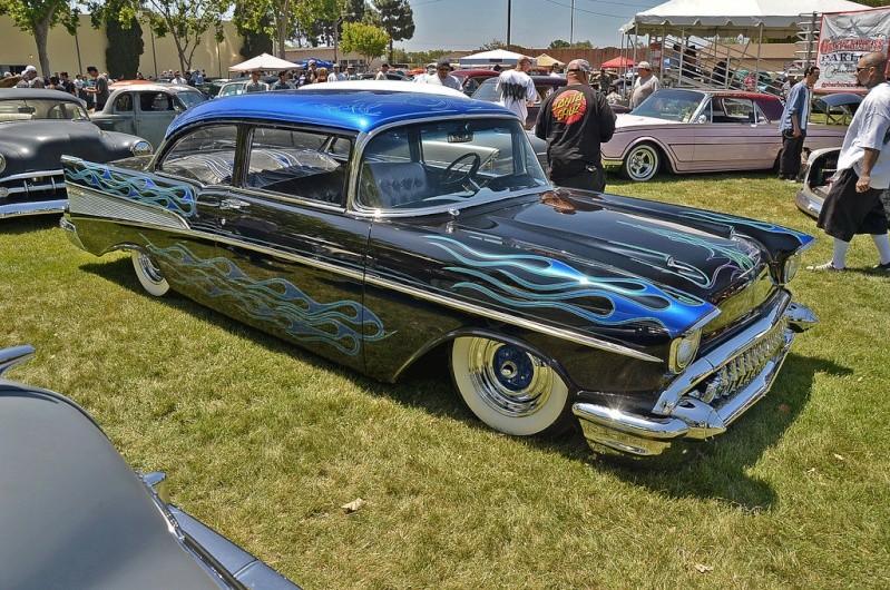 Chevy 1957 custom & mild custom 88369111