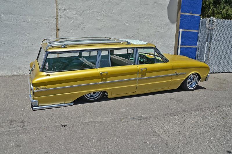 Ford 1961 - 1964 custom and mild custom 88763610