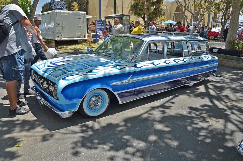 Ford 1961 - 1964 custom and mild custom 88819510