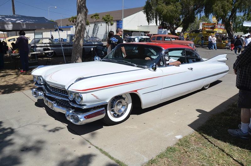 Cadillac 1959 - 1960 custom & mild custom 88920510