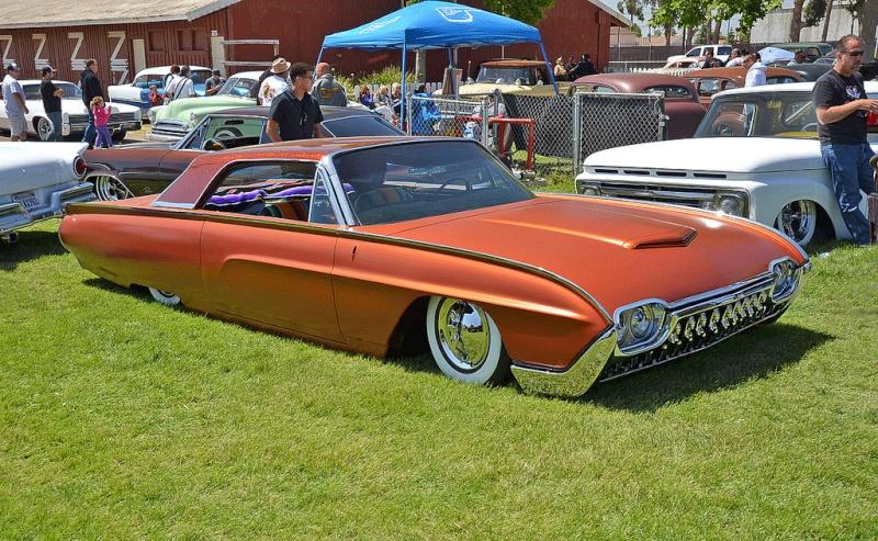 Ford Thunderbird 1961 - 1963 custom & mild custom 88966911