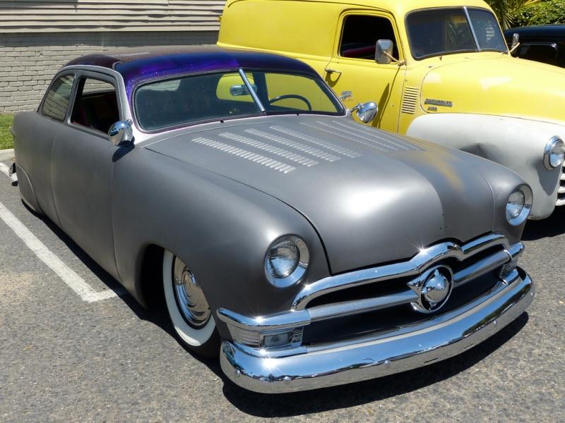 Ford 1949 - 50 - 51 (shoebox) custom & mild custom galerie - Page 4 89302910