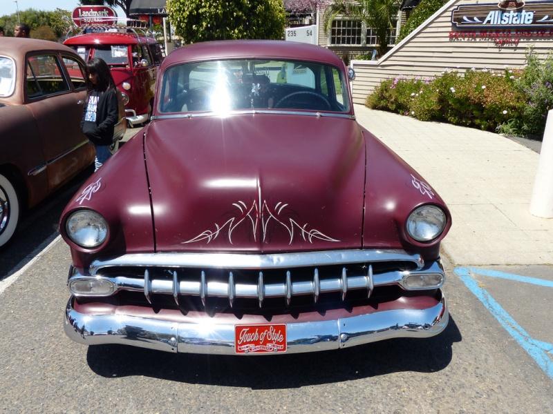 Chevy 1953 - 1954 custom & mild custom galerie - Page 4 89799410