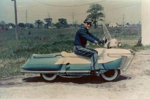 Scooter des 1950's & 1960's 99351610