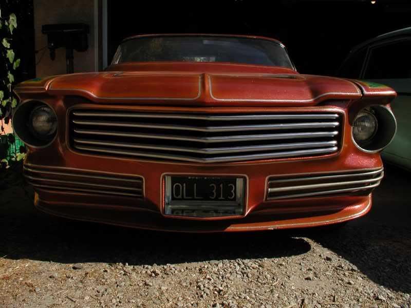 Chevrolet Corvair custom & mild custom Bigfro10
