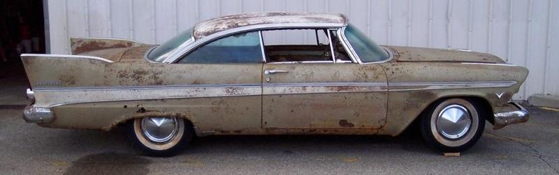 Miss Belvedere - Plymouth 1957 of Tulsa Bild5610