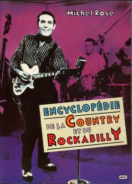 Encyclopédie de la Country et du Rockabilly - Michel Rose  Book-e10