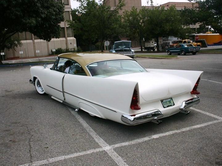 Plymouth  1957 - 1958 custom & mild custom Car_sh10