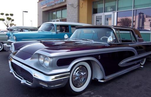 Ford Thunderbird 1958 - 1960 custom & mild custom Carsho10