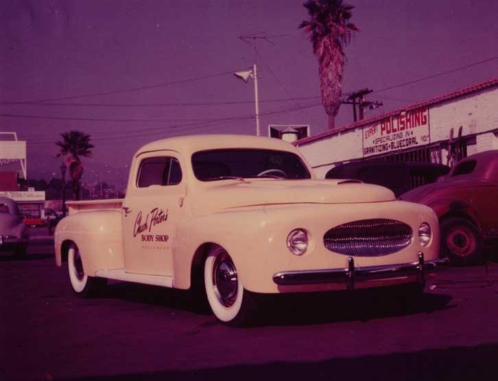 Ford¨Pick up 1948 - 1951 custom & mild custom Chuck-10